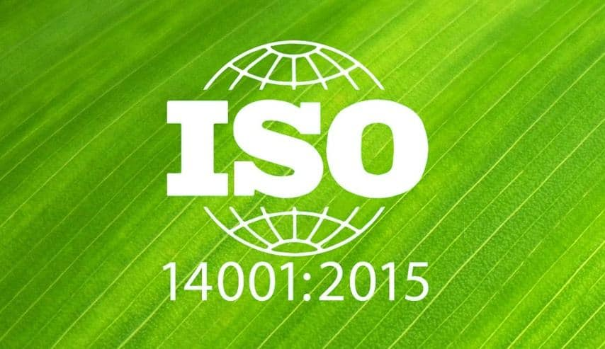 ISO 14001 - Chứng Nhận ISO 14001 : 2015