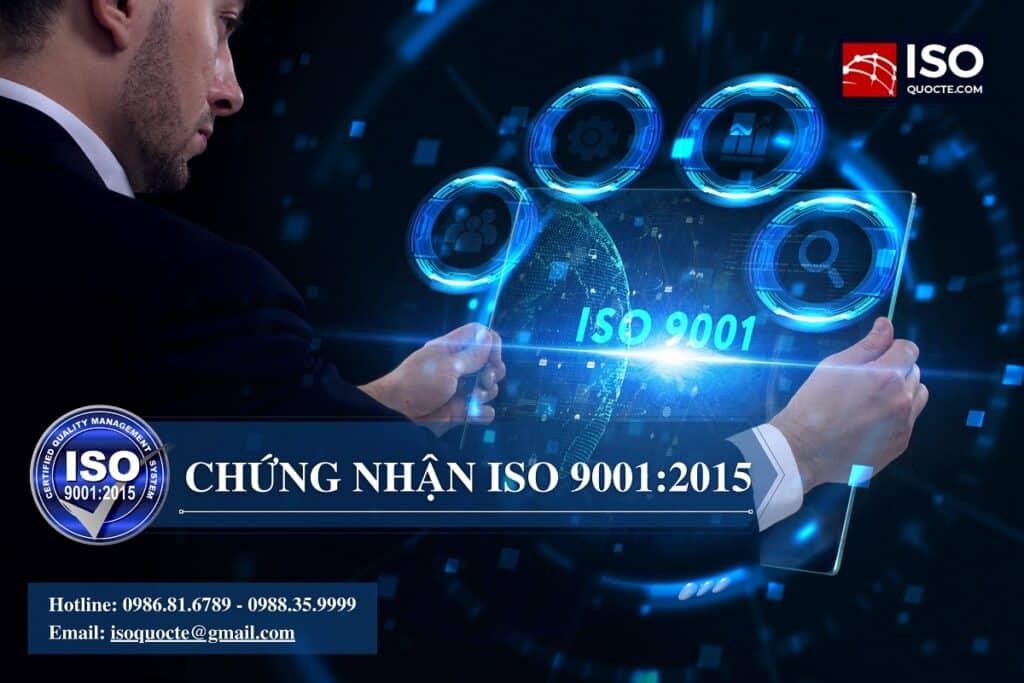 chung nhan iso 9001 isocertvn v1 1024x683 - Chứng Nhận ISO 9001 : 2015