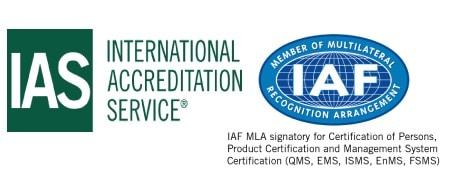 ias iaf - Chứng nhận ISO 27001 : 2013