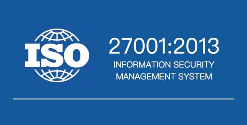 iso27001 - Chứng nhận ISO 27001 : 2013