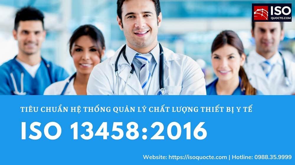 tc Iso 13458 2016 - Chứng Nhận ISO 13485 : 2016