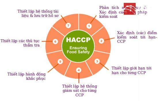 Bộ tiêu chuẩn HACCP