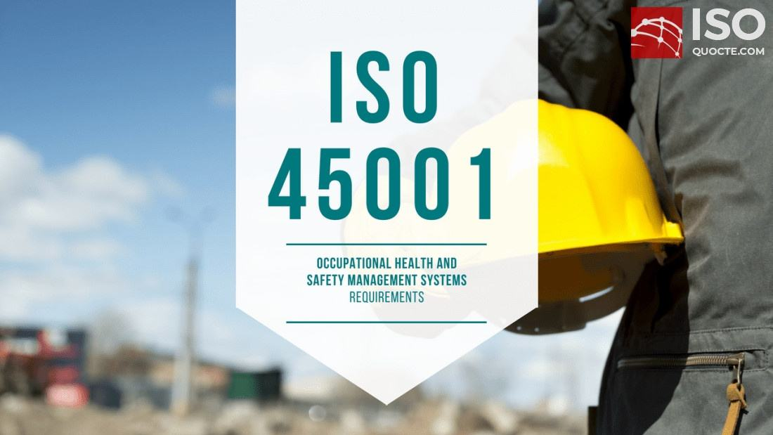 ISO 45001:2017