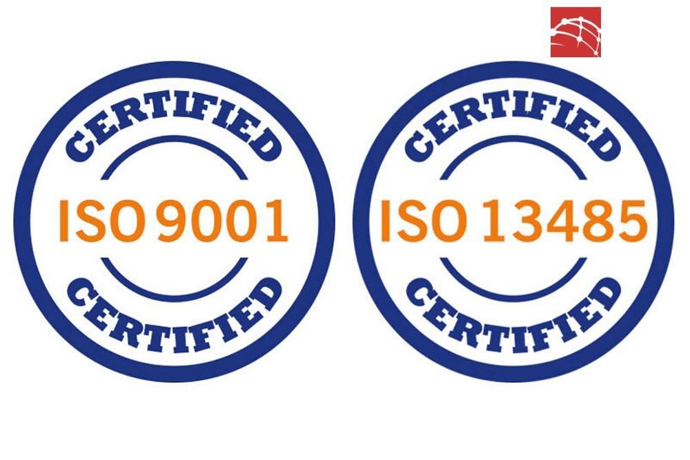 ISO 9001 và 13485