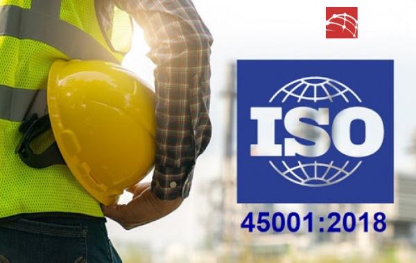Chứng nhận ISO 45001