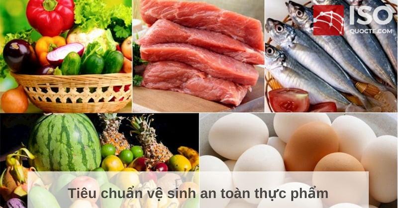 chungnhanan toanthucpham - Chứng nhận an toàn thực phẩm ISO 22000