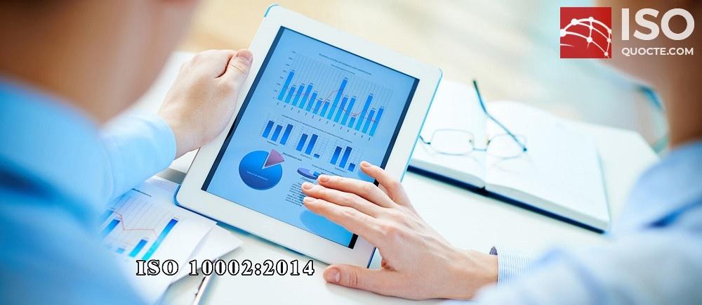 iso 10002 2014 - Chứng Chỉ ISO 10002 Hệ thống quản lý khách hàng