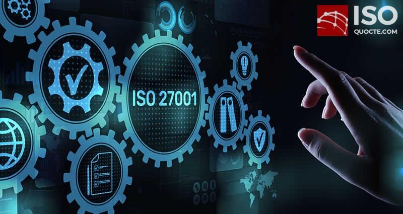 Hệ thống quản lý an ninh thông tin ISO 27001
