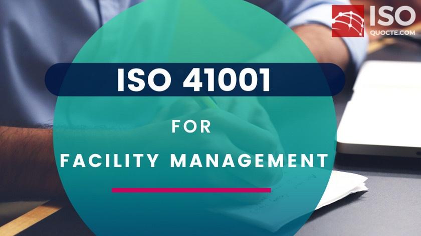 iso 41001 facility - ISO 41001: 2018 Tiêu chuẩn Hệ thống Quản lý Cơ sở