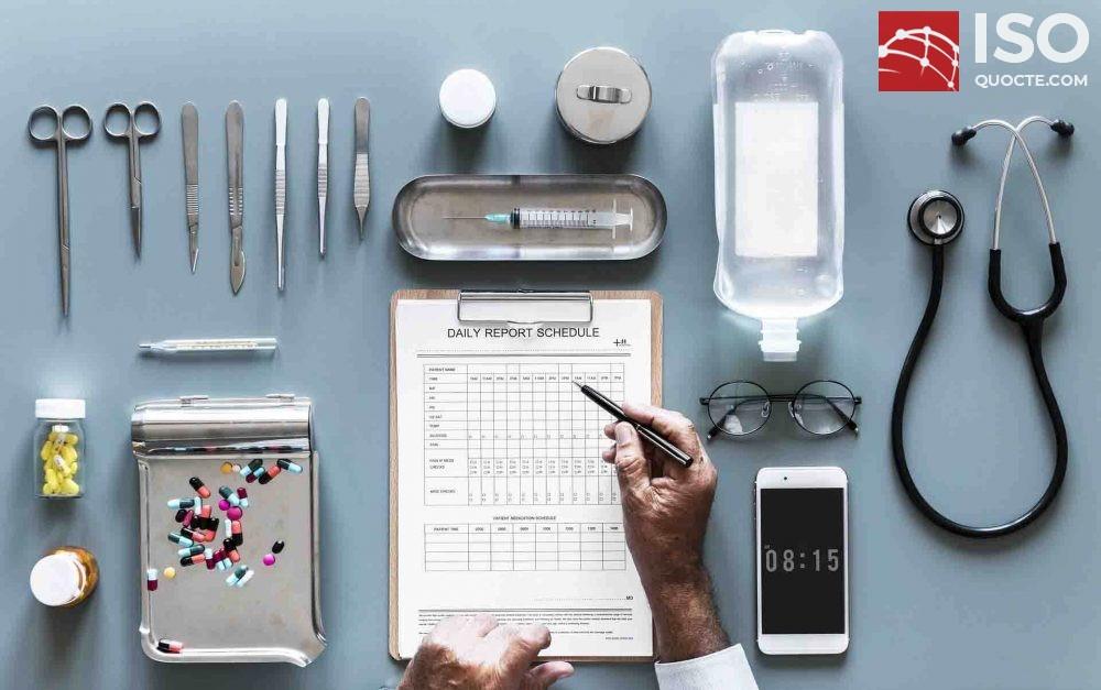 iso134850 thiet bi yte - Giới thiệu Chứng chỉ ISO 13485 Thiết bị Y tế - Hệ thống Quản lý Chất lượng
