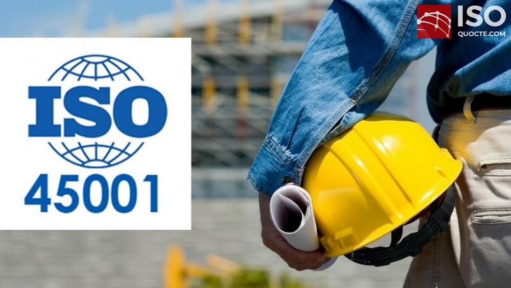 loi ich iso45001 - ISO 45001 Là Gì?