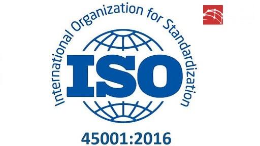 Tiêu chuẩn ISO 45001:2016 PDF