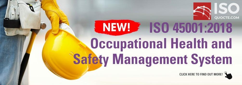 Tiêu chuẩn ISO 45001 2018