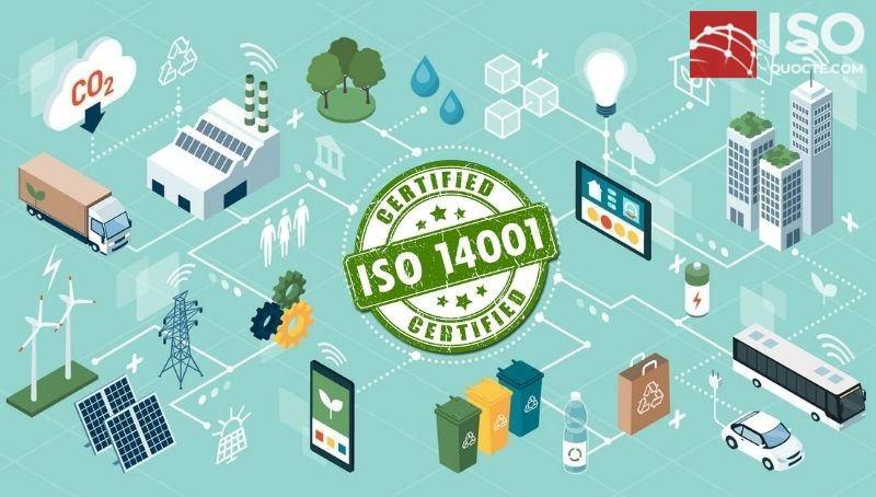 cac buoc thuc hien iso 14001 1 - Tổng hợp các bước thực hiện ISO 14001 2015