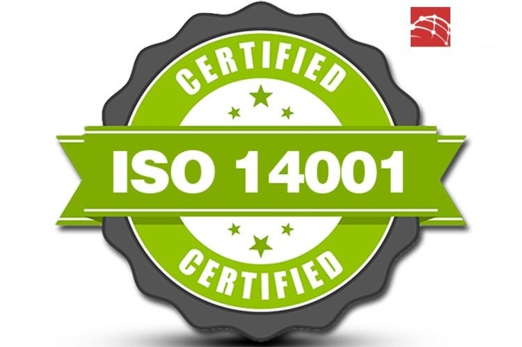 Chứng chỉ ISO 14001:2015