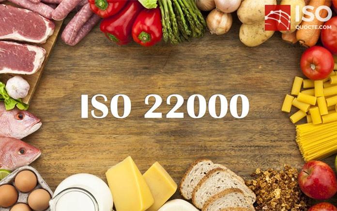 Tiêu chuẩn Hệ thống quản lý an toàn thực phẩm ISO 22000 2005