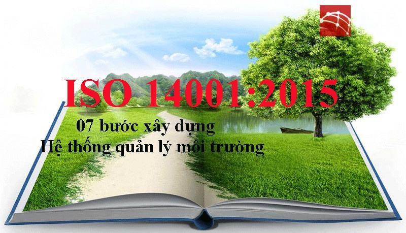so tray moi truong iso 14001 2015 - Giải đáp những điều cần biết về sổ tay môi trường ISO 14001:2015