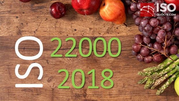 tiêu chuẩn ISO 22000:2018
