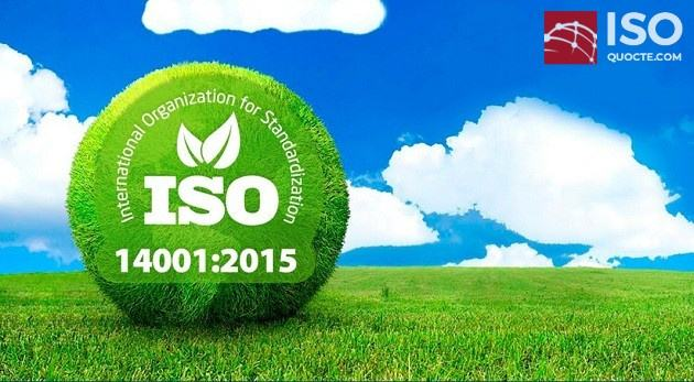 Xây dựng ISO 14001 cho doanh nghiệp