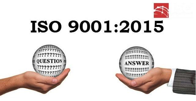 Câu hỏi trắc nghiệm về ISO 9001