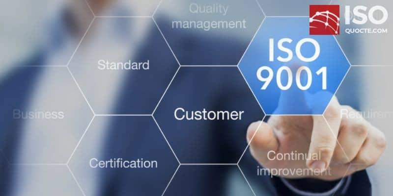 Quy trình mua hàng theo ISO 9001