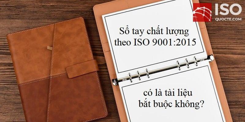Sổ tay chất lượng ISO 9001