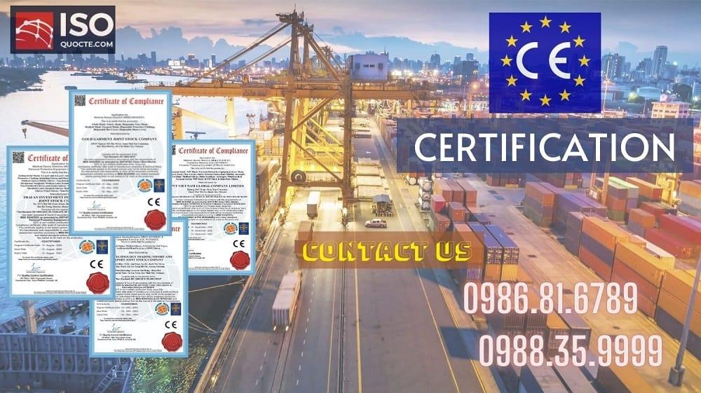 banner ce marking isoquocte - Cấp Chứng Nhận CE MARKING - Tiêu Chuẩn CE Châu Âu
