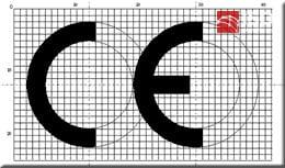 ce mark logo format - Cách đánh dấu CE cho một thiết bị y tế ( Podcast )
