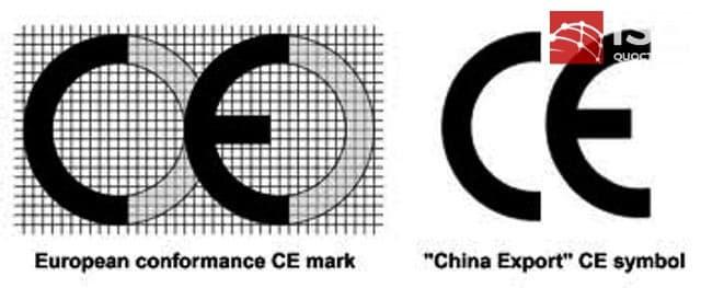 european conformance CE mark vs china export - Dấu CE Mark và Cách sử dụng
