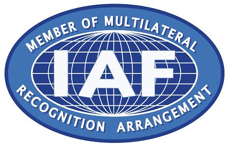 IAF ISO QUỐC TẾ