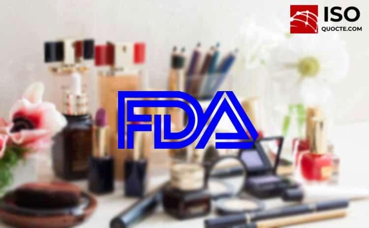 Dịch vụ đăng ký FDA cho mỹ phẩm