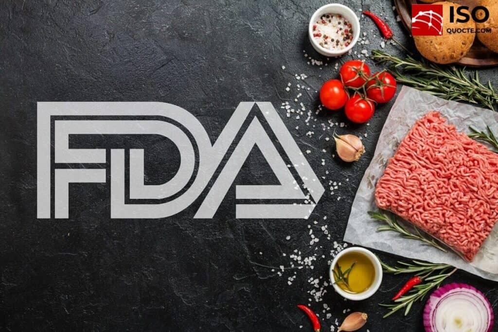 Dịch vụ đăng ký FDA cho thực phẩm